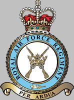The RAF Regiment.
