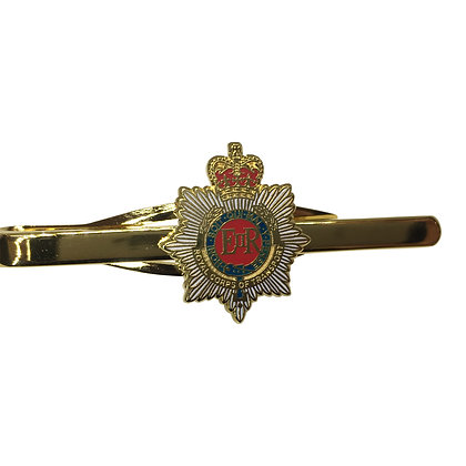 Royal Corps of Transport tie grip (Gilt)