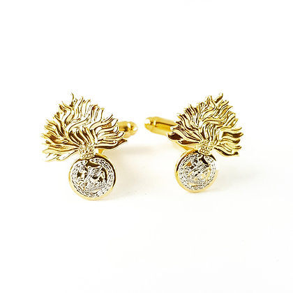 Royal Regiment of Fusiliers cufflinks