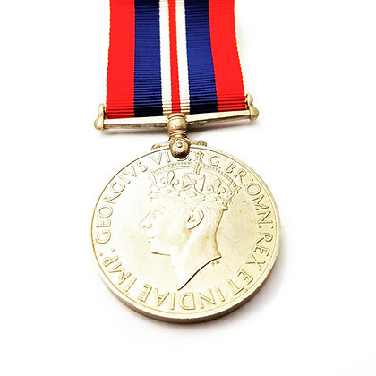 The War Medal 1939 - 1945