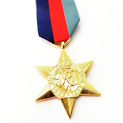 The 1939 – 1945 Star