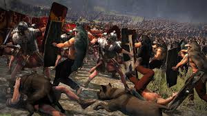 Roman Warrior Awards.