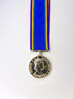 The Miniature Royal Fleet Auxiliary medal