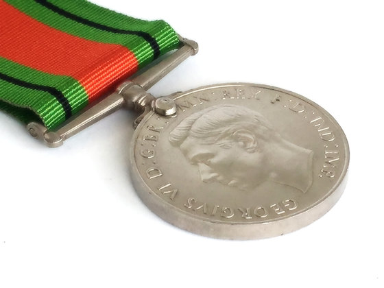 The Defence Medal.