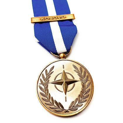The NATO Kosovo Medal