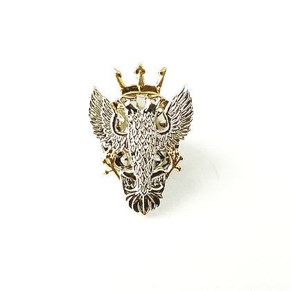 Mercian regiment lapel badge