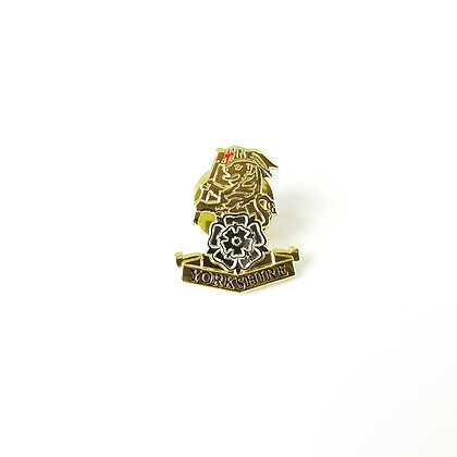 Yorkshire Regiment Lapel badge