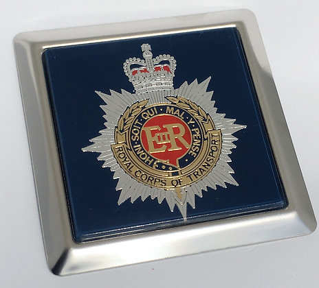 Royal Corps Transport Car Badge