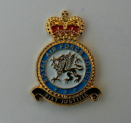 Royal Air Force Police.