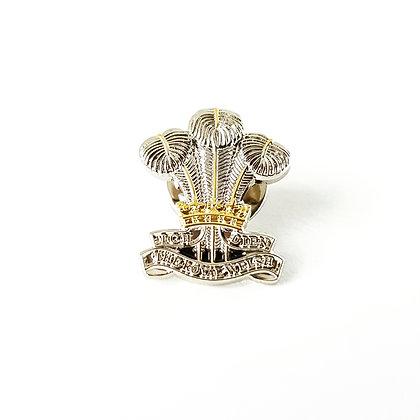 Royal Welsh Regiment lapel badge