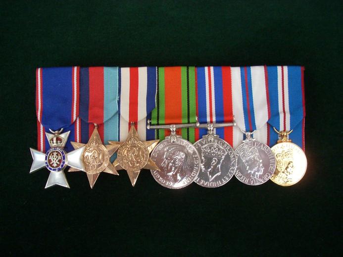 Medal Mounting.