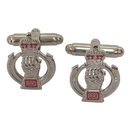 Royal Armoured Corps cufflinks