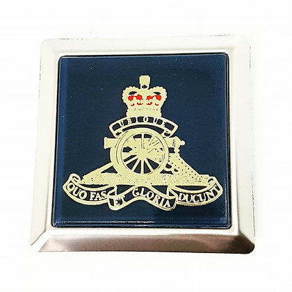 Royal Artillery Car Badge