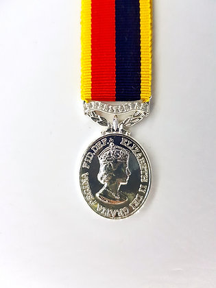 Honourable Artillery Company Efficiency medal