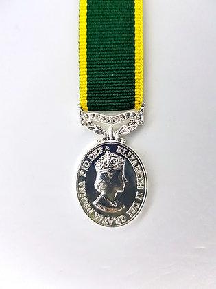 Territorial Efficiency Medal ERII