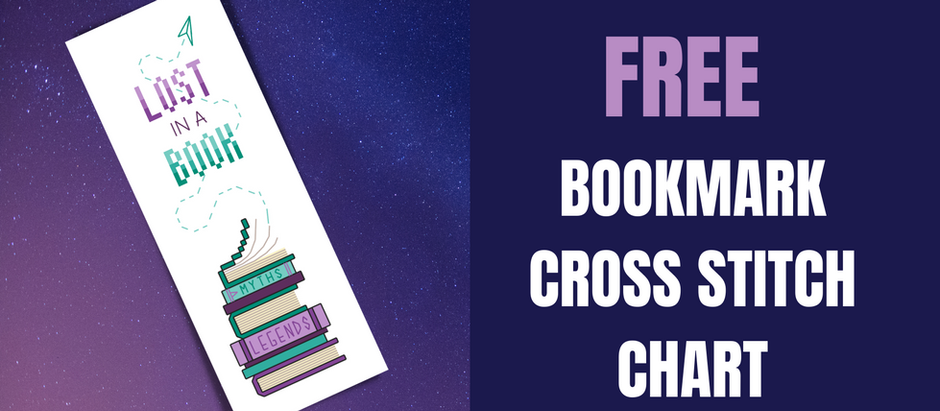 Free Chart: Lost in a Book!