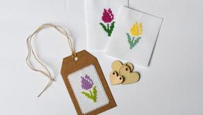 Create a gift tag