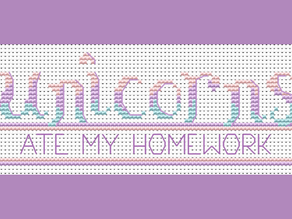 Free Unicorn Cross Stitch Chart