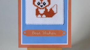 Create a fox card