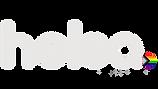 Helsa logo pride flag - helsa white.png