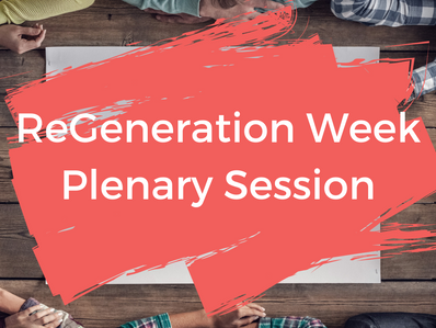 Participate in the plenary session at RGW