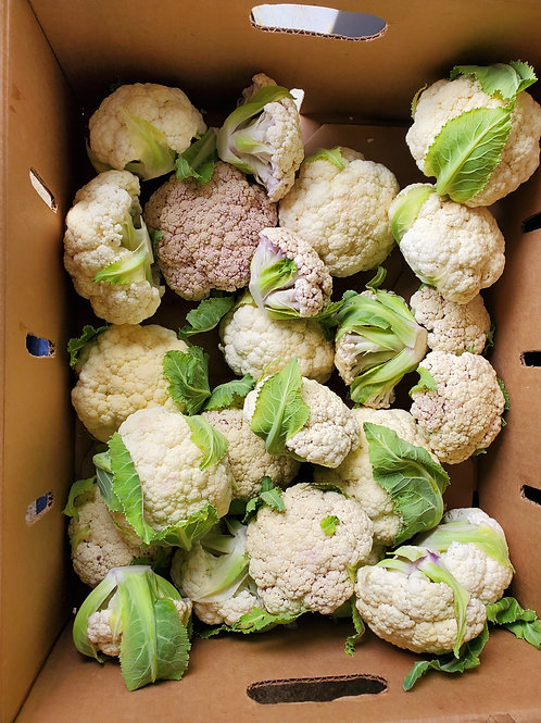 Cauliflower, 1/2lb
