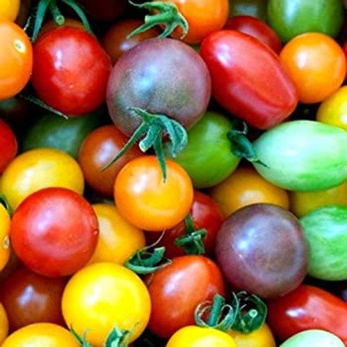 Cherry tomatoes,  1 pint