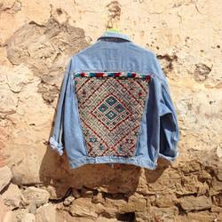 Berber Blue Denim
