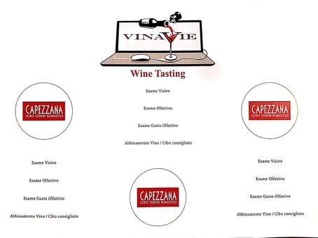Schede tecniche vini in degustazione