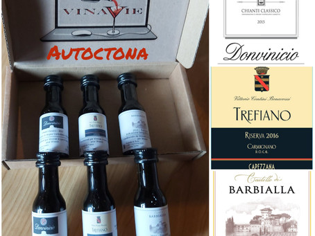 Degustazione TopToscana Autentica - Domenica 21.03.21 ore 19.00 - 35euro