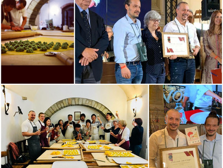 Show cooking Chef Massimiliano Cameli