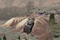One of Many Mines in Vindicator Valley