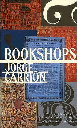 Jorge Carrion, Bookshops