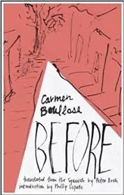 Carmen Boullosa, Before