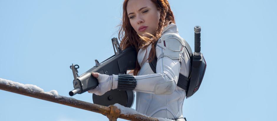 News Round Up: Black Widow Lawsuit, French Cinemas Suffering, SVOD & AVOD Numbers Increasing.