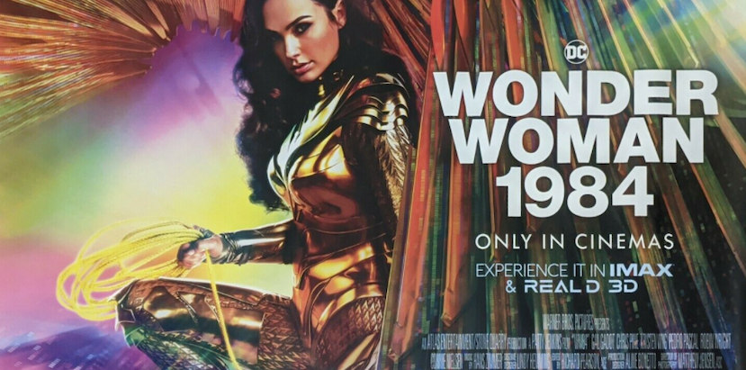 ALL EYES ON 'WONDER WOMAN 1984' AS DISNEY PUSHES 'DEATH ON THE NILE', 'FREE GUY' OUT OF 2020