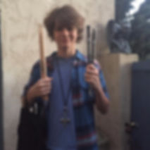 Drummer/Actor Ty Simpkins - Vic Firth
