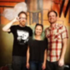 Waterparx: Malcolm, Jen, & Justin
