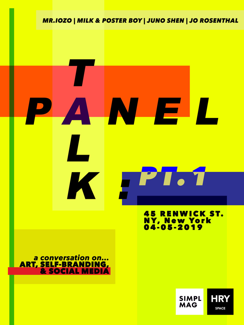 HRY SPACE Panel Talk: Pt.1
