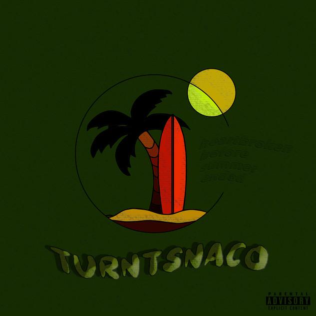 Turntsnaco (Cover & Logo)