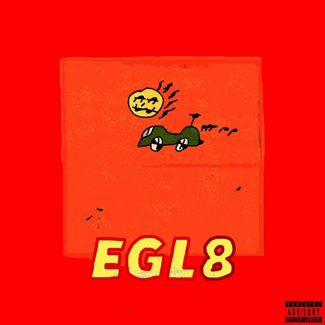 EGL8 (Cover & Logo)