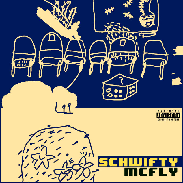 SCHWIFTY MCFLY (Cover and Logo)