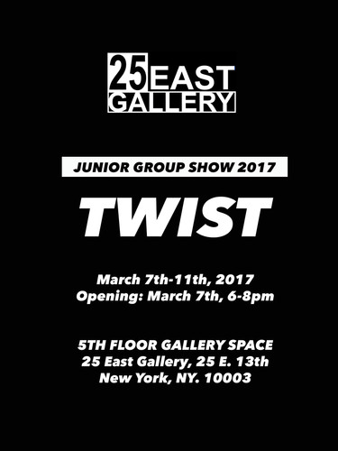 BFA Junior Group Show 'Twist' 2017