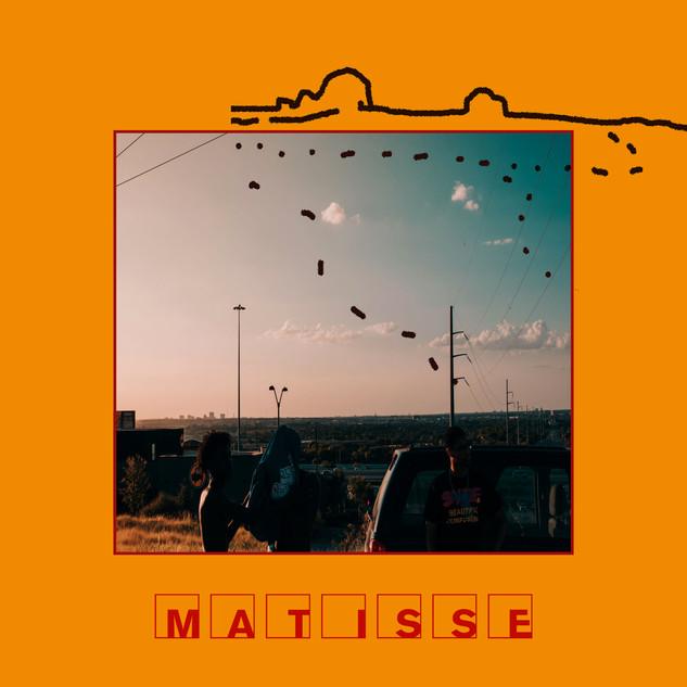 Ori Matisse (Cover & Logo)