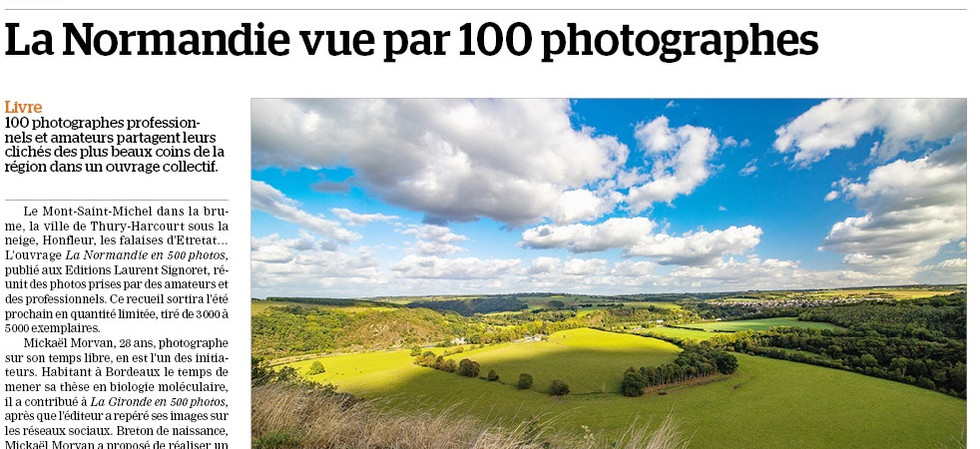 La Manche Libre - La Normandie vue par 100 photographes
