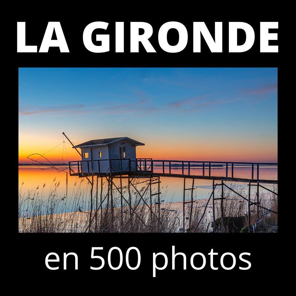 "Livre ""La Gironde en 500 photos"""