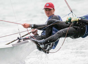 Calum Gregor - Grandson of 1958 America's Cup sailor takes up mantle for Hong Kong's Youth team