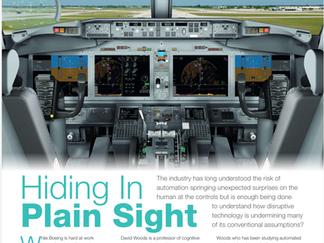 Woods on Boeing
