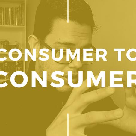 Entenda o que é Consumer To Consumer! [ESCAMPELO]