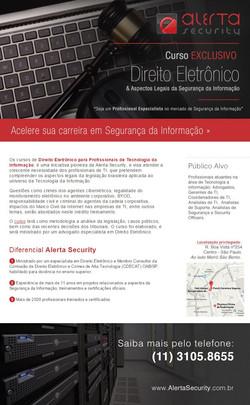 Email Curso Direito Eletrônico